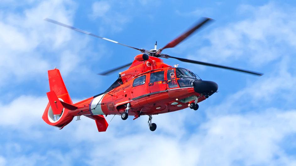 Elicottero S 64 F : Na slovensku se zřítil vrtulník při pádu zahynuli čtyři