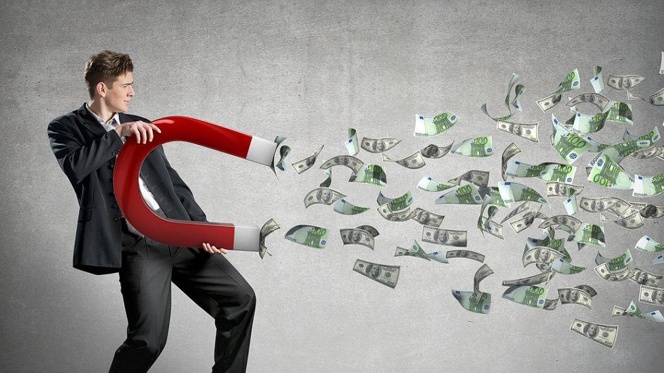Vymáhání dluhů - Ilustrační foto