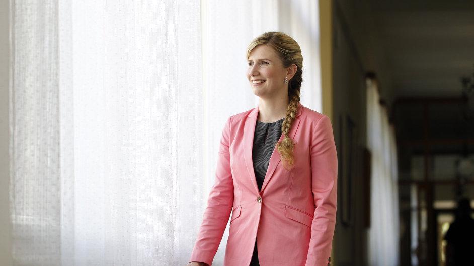 Kateřina Valachová - budoucí ministryně školství