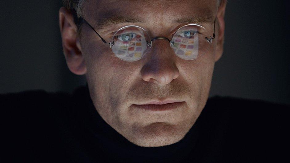 Film Steve Jobs se v českých kinech začne hrát 12. listopadu.
