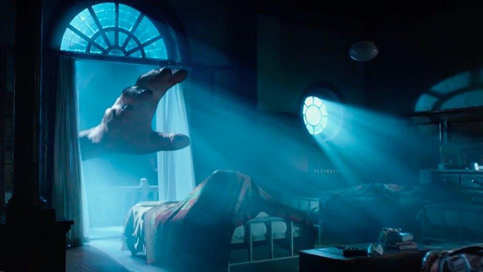 Film The BFG by do českých kin měl vstoupit pod názvem Obr Dobr.