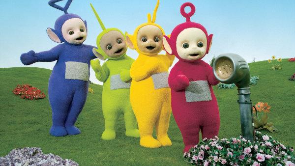 Před 15 lety skončilo vysílání populárního seriálu pro děti Teletubbies