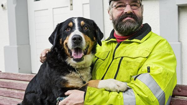 Podoba mezi psem a jeho pánem je vědecky dokázána - Ilustrační foto.
