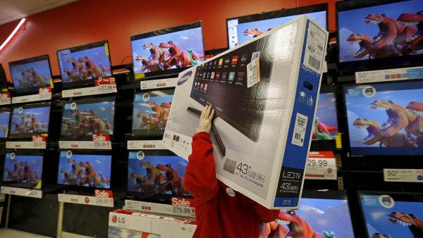 Prodejny Expert Elektro zvýšily tržby - Ilustrační foto.