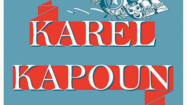 Výbor z díla Karla Kapouna vydalo nakladatelství Barrister & Principal.