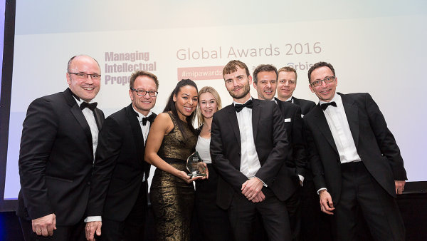 Taylor Wessing European Trademark Firm of the Year