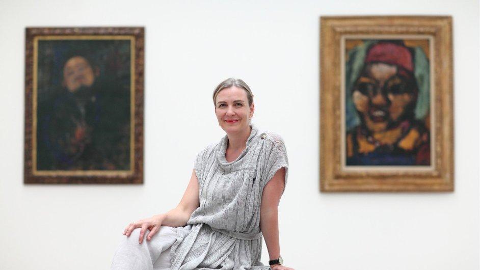 Marion Ackermannová se ředitelkou drážďanských sbírek stane 1. listopadu.