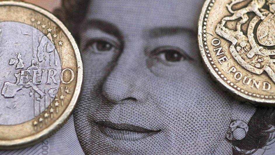 Brexit, libra, euro