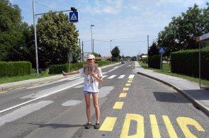 U autostopu hraje v�t�� roli n�hoda ne� zku�enosti, shoduje se v�t�zn� pos�dka z�vodu pro stopa�e