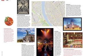 Moje víkendová cesta: Do Budapešti za památkami, do lázní i na deset druhů guláše