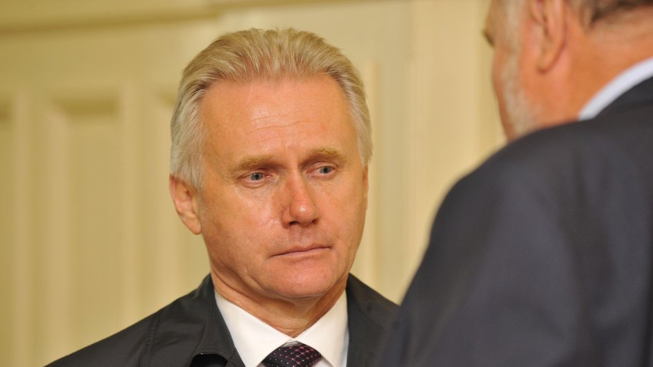 Bývalý přerovský primátor Jiří Lajtoch z ČSSD.