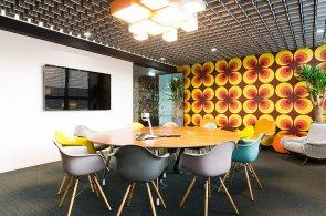 SAP - interiery nové budovy