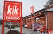 Obchod s oděvem KiK. - Ilustrační foto