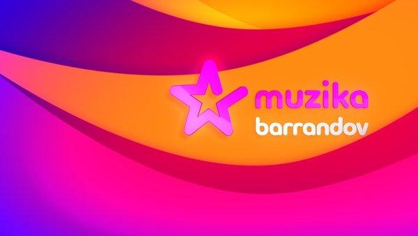 Logo stanice Barrandov Muzika