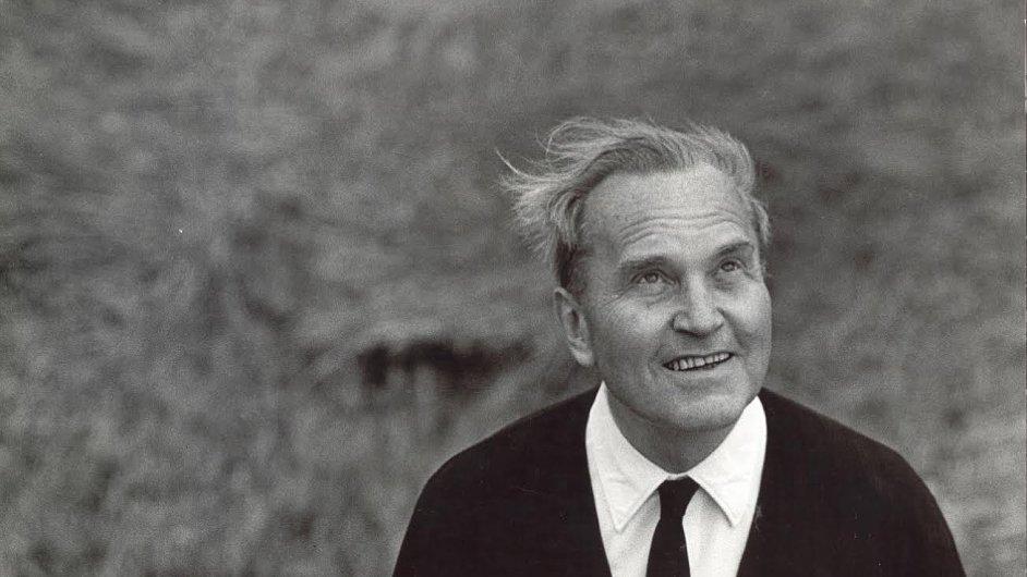Záběr z dokumentu Jan Patočka: darovat smrt.