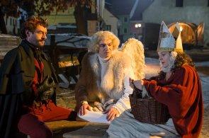 Anděl Páně 2 se stal nejen jedničkou Štědrého večera, ale rovněž dosud nejsledovanějším pořadem celého letošního roku.