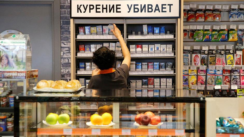 Obavy z nízkých příjmů: O vánočních svátcích, které v pravoslavném světě připadají na leden, Rusové obvykle utrácejí. Letos se ale rozhodli šetřit.