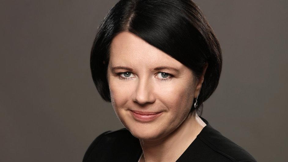 Ivana Tůmová, generální ředitelka společnosti Mondelez v ČR a SR