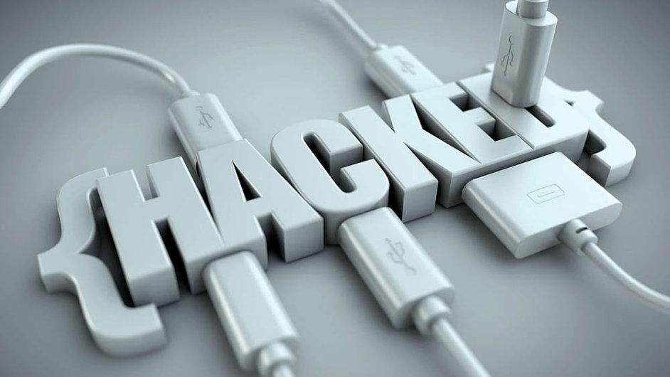 Bezpečnostní rizika v podnikové informatice - ilustrační foto.