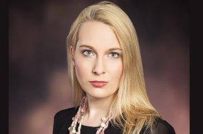 Jana Alice Fabry, koordinátorka pro marketing a business development advokátní kanceláře DLA Piper