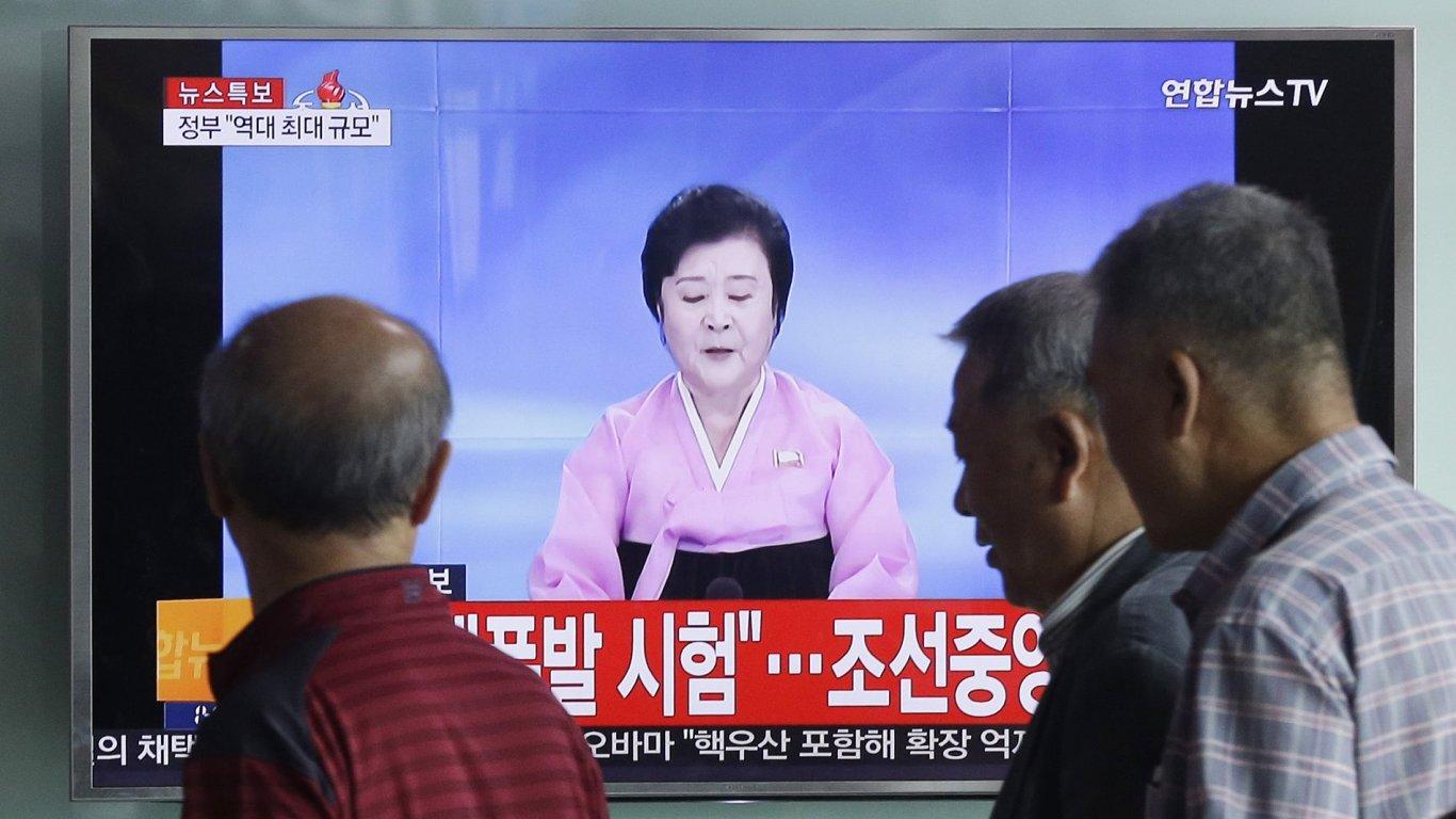 Rada bezpečnosti OSN ostře odsoudila jaderný pokus KLDR