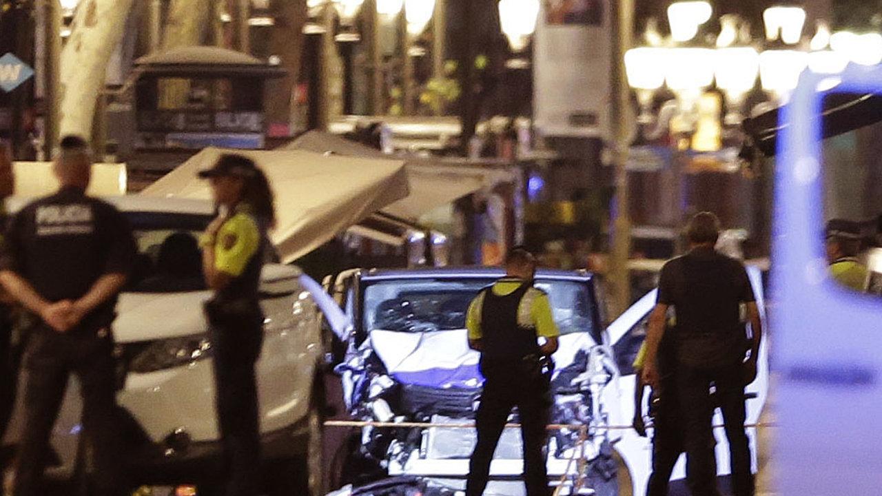Útok v Barceloně, terorismus