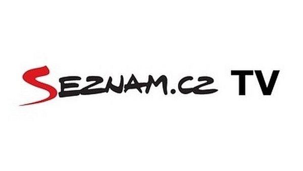 Logo zpravodajské televize od Seznamu (Seznam.cz TV)