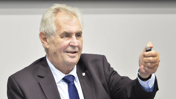 Miloš Zeman je podle průzkumu nejsympatičtějším kandidátem.