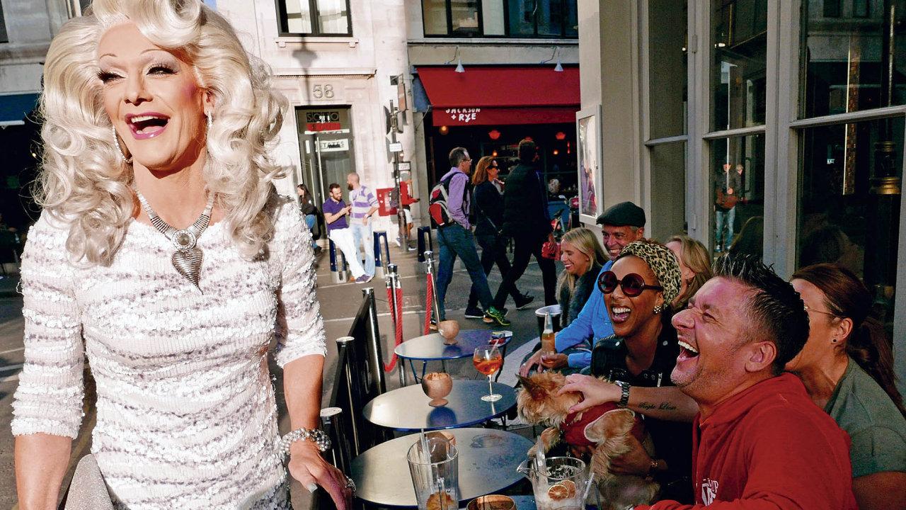Pohodový životní styl, svoboda a tolerance. To jsou tři hodnoty, které Češi v Londýně podle svých slov na britské společnosti oceňují nejvíc.