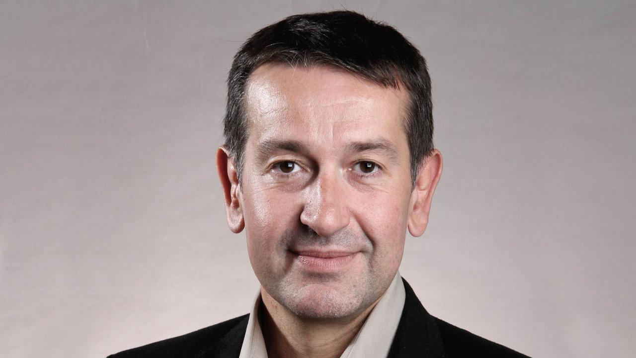 Generálním ředitelem biotechnologické společnosti Sotio je Radek Špíšek (42).