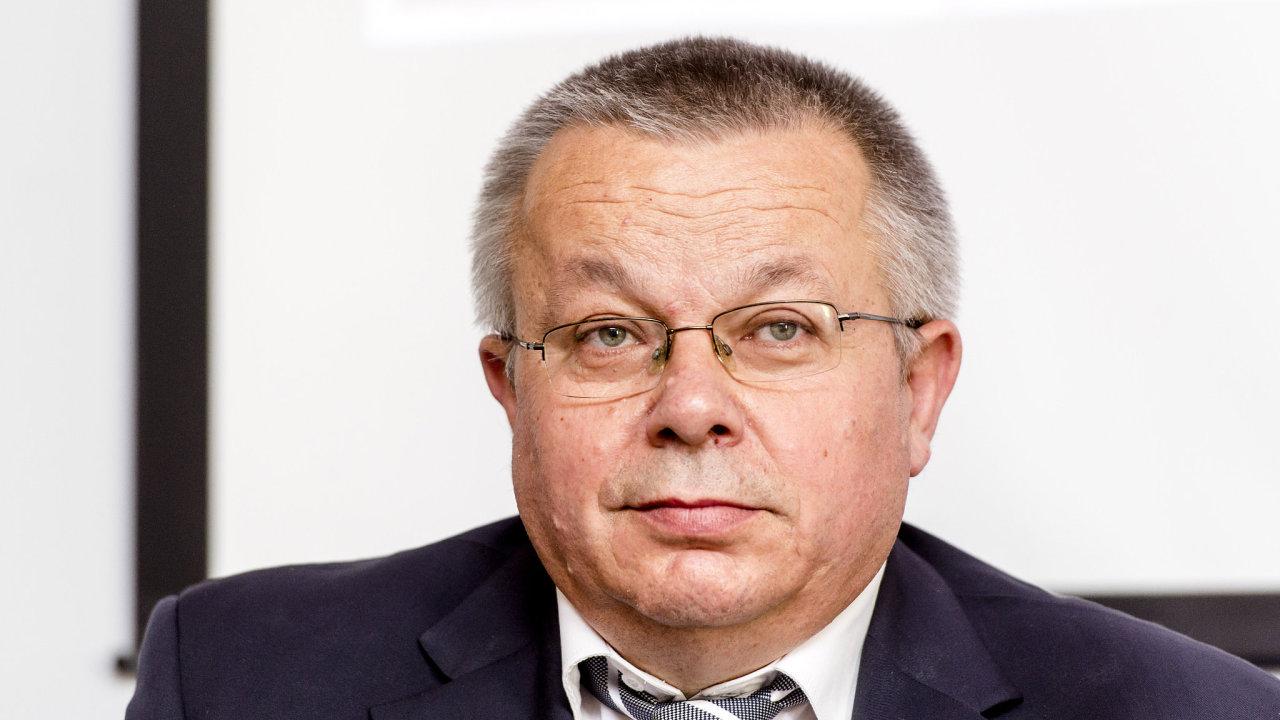 V čele komise Poslanecké sněmovny pro kontrolu GIBS stál komunista Zdeněk Ondráček, po odporu veřejnosti rezignoval. Nyní jej nahradí Jiří Mašek z hnutí ANO (na obrázku).