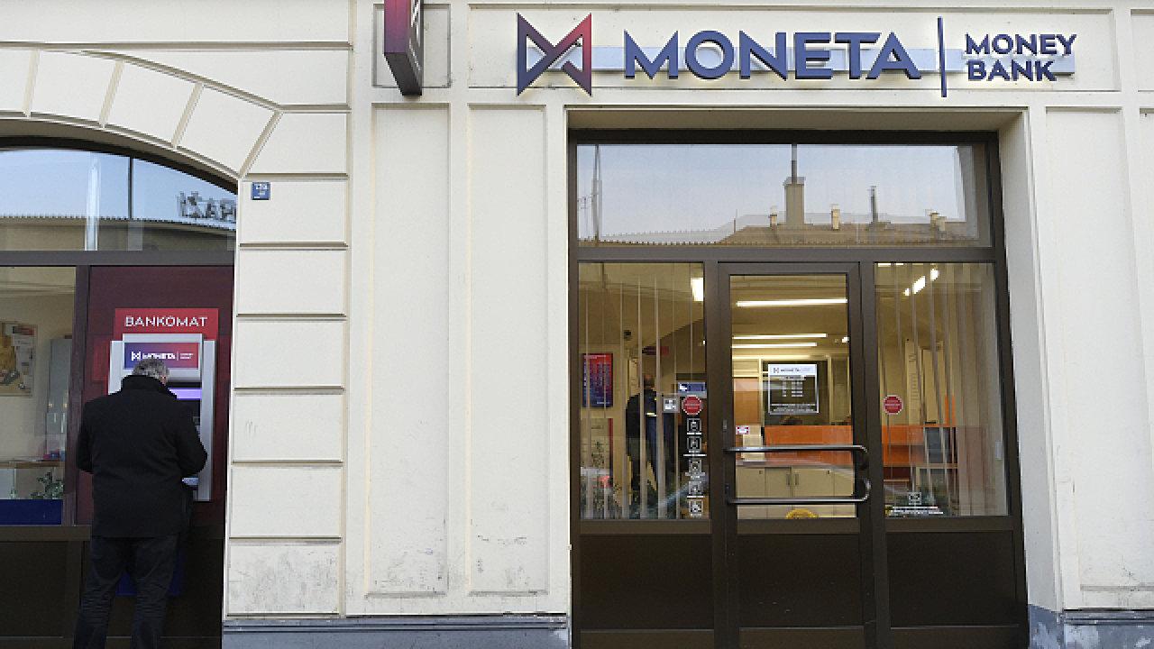 Moneta vyplatí za loňský rok hrubou dividendu osm korun na akcii.
