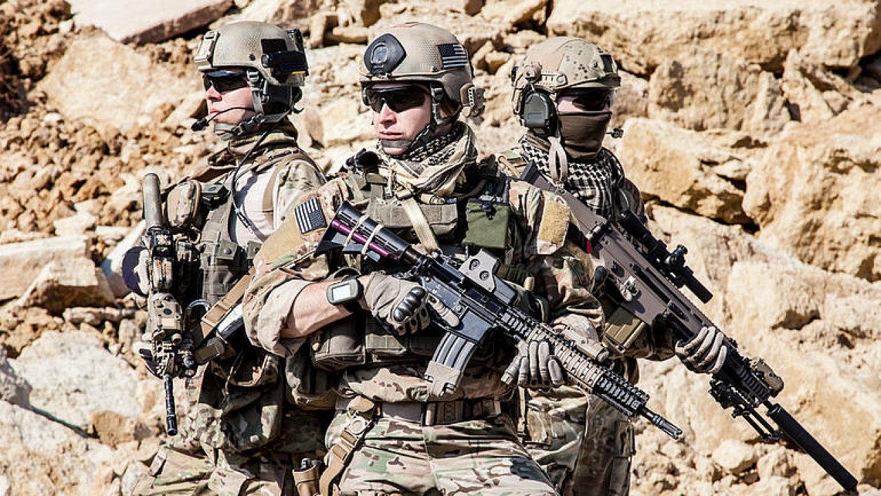 Vahidulláh Chán údajně zastřelil loni na podzim českého psovoda Tomáše Procházku na afghánské základně - Ilustrační foto.