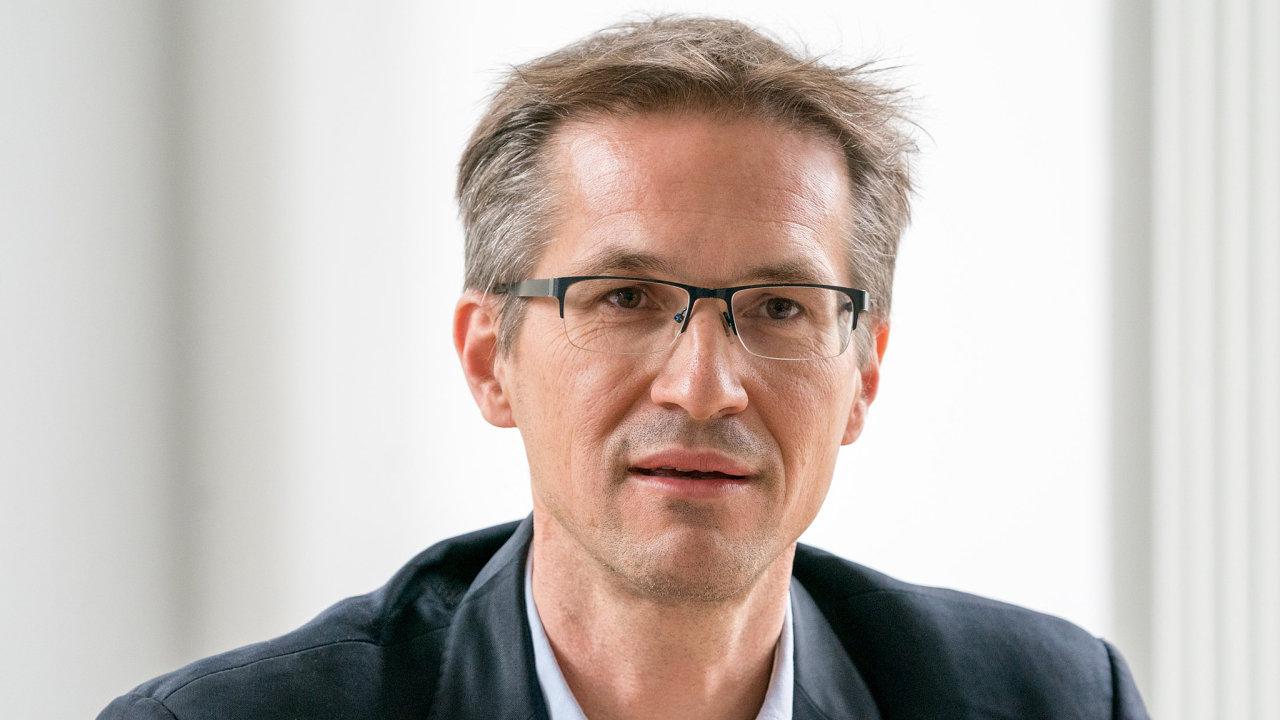 Gerald Knaus před dvěma lety vymyslel, jak zastavit příliv uprchlíků z Turecka.