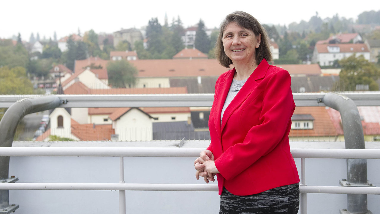 Rut Bízková vedla Technologickou agenturu ČR do roku 2016.