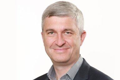 Štěpán Gjurič, generální ředitel realitní kanceláře Exclusive Properties