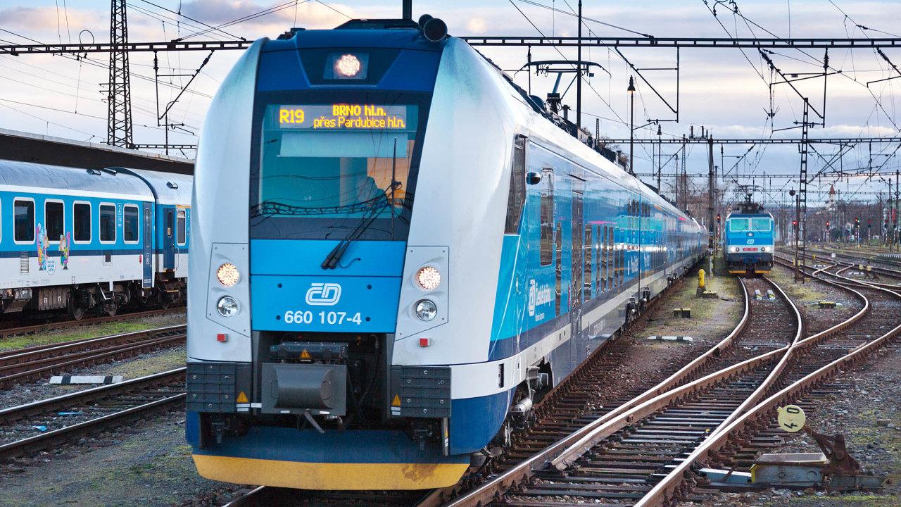 K navýšení počtu cestujících pomohly mimo jiné i státní slevy.