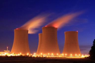 Dostavba jaderných bloků v Temelíně – to je jeden z největších obchodních zájmů USA v Česku.