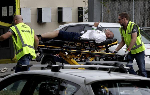 Extremisté zaútočili na dvě mešity na Novém Zélandu.