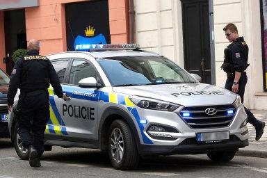 Přítomnost policistů na úřadě potvrdil vedoucí tiskového odboru krajského úřadu Marek Rejman - Ilustrační foto.