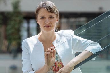 Zuzana Paulovics od loňského září stojí v čele akceleračního programu Start it @ČSOB.