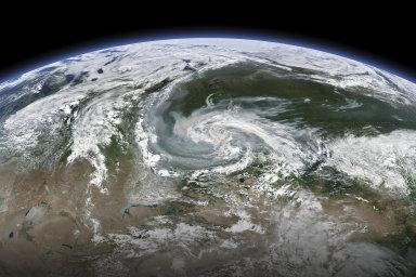 Požáry na Sibiři ohrožují světové klima. Hoří tajga o velikosti Belgie, pomoc už nabízí i Trump