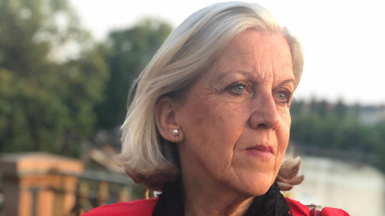 Houslistka Beatrix Jerie