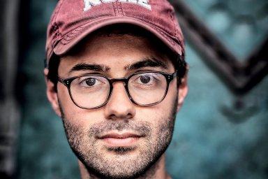 Ředitel aspolumajitel newyorské firmy Igluu Martin Mucha