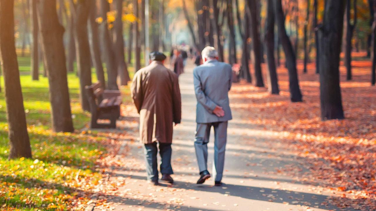 Zajistí stát budoucím důchodcům slušné stáří?