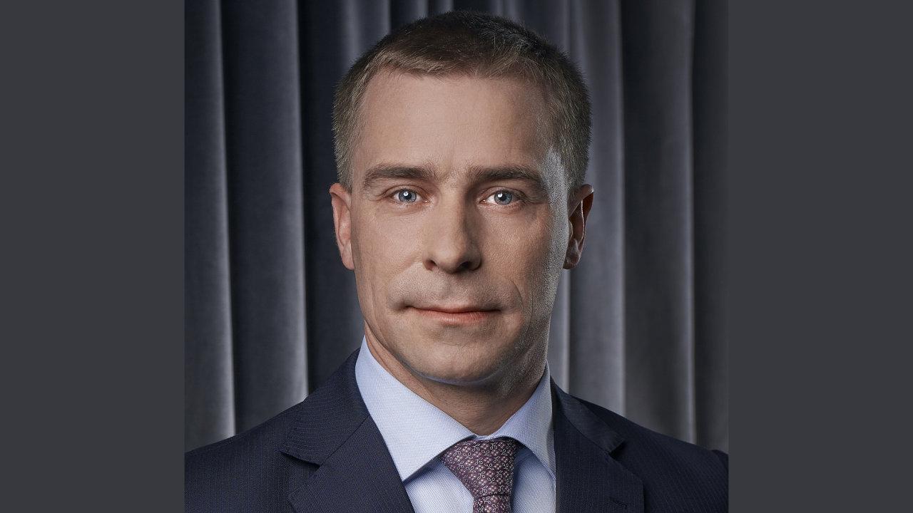 Jan Špringl, generální ředitel EP Power Europe