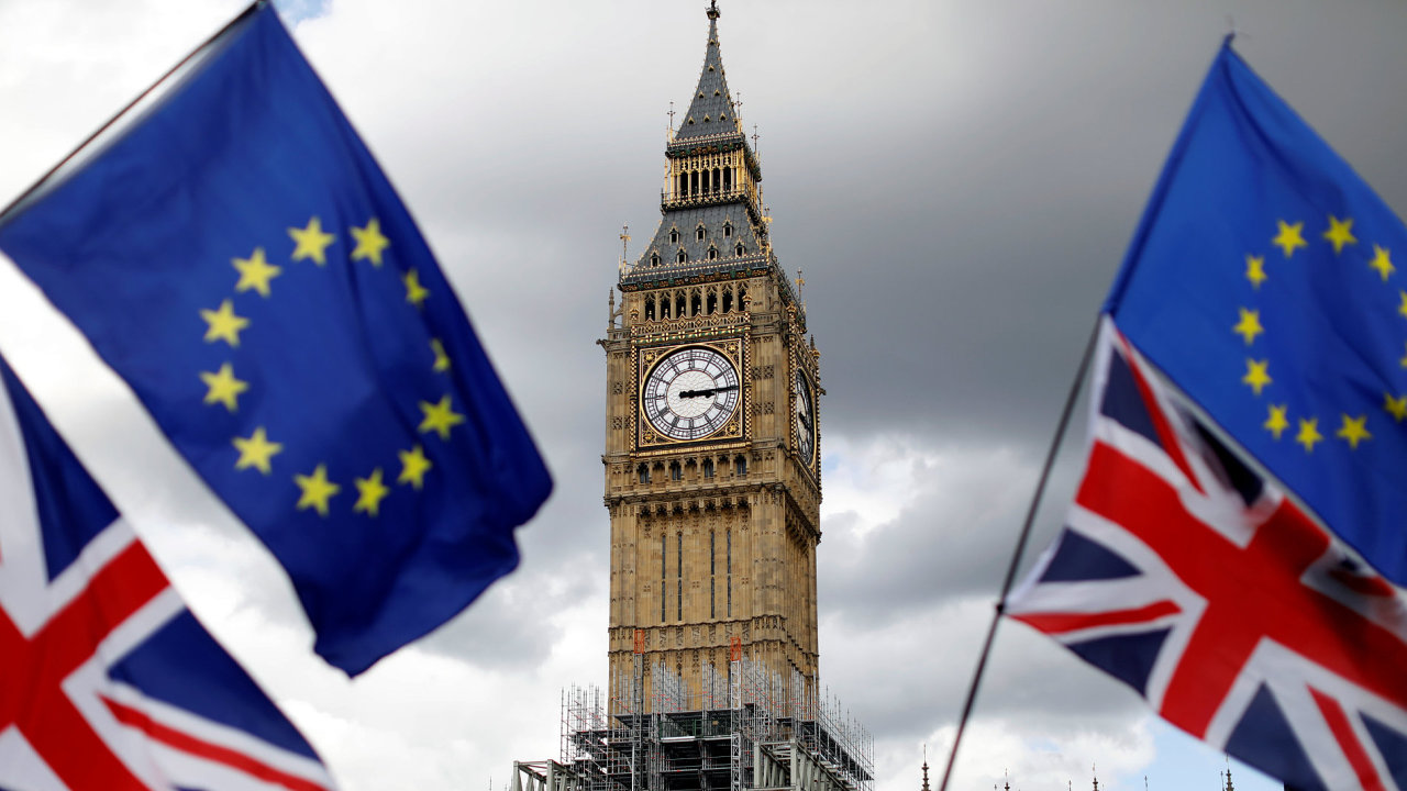 Velká Británie, brexit, EU - Ilustrační foto.