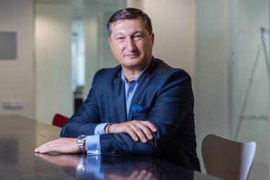 Generální ředitel Raiffeisenbank Igor Vida