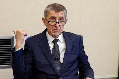 """Pozice politických náměstků je dědictvím po """"tradičních politických stranách"""" a pod Havlíčkem nebude žádná zřízena, uvedl ministerský předseda Andrej Babiš."""