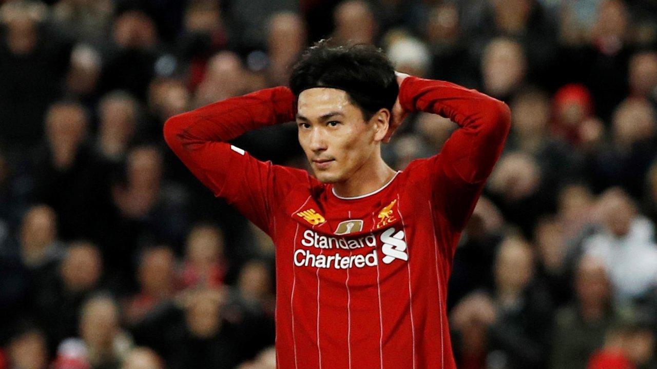 Útočník Takumi Minamino je prvním japonským fotbalistou v Liverpoolu. Lídr Premier League si čtyřiadvacetiletého hráče ze Salcburku vyhlédl ve vzájemných soubojích Ligy mistrů.